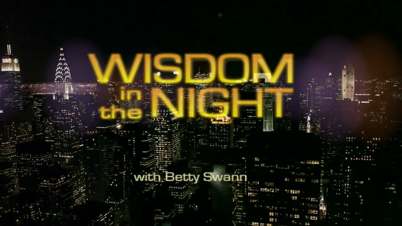Wisdom in the Night