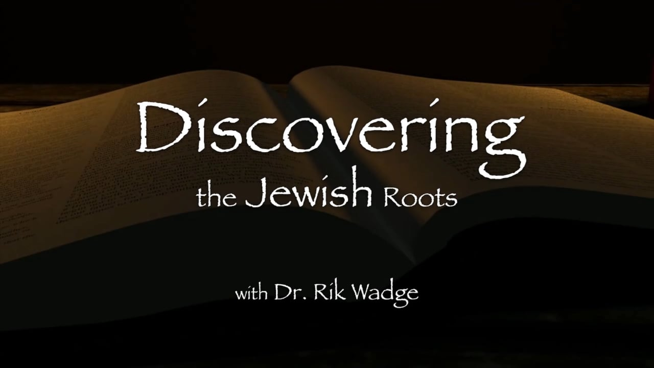 Discovering Jewish Roots