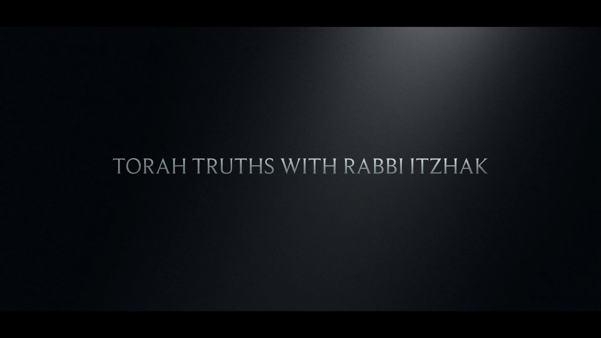 Torah Truths