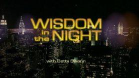 Wisdom in the Night_S01E01