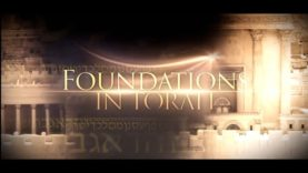Foundations in Torah S01E08 (In the Beginning pt. 8)